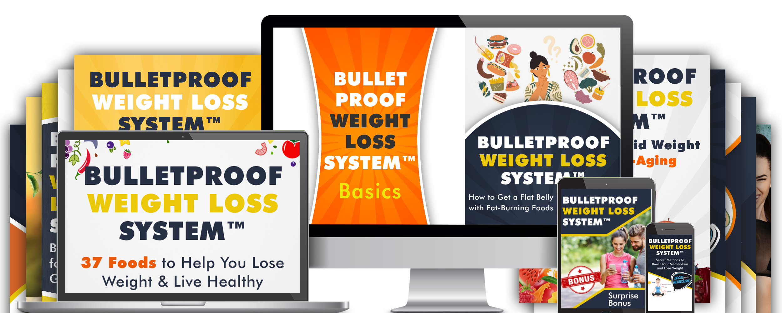 Bulletproof Weight Loss System™